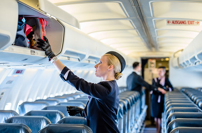 Asli travelling with us for Korean air cabin crew requirements