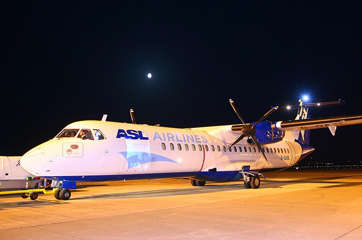 ASL Airlines United Kingdom Operates First Flight