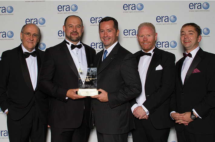 Second major European airline award in 2015