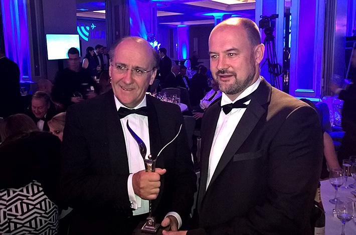 Air Contractors wins top aviation award