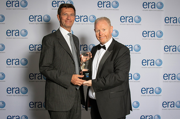 ASL Airlines Ireland Take Home Silver at the ERA General Assembly